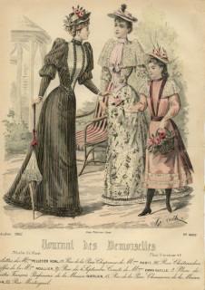 Journal des Desmoiselles 1892