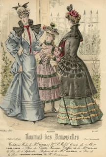Journal des Desmoiselles September 1893