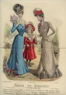 Journal des Desmoiselles March 1899