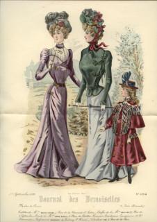 Journal des Desmoiselles September 1899
