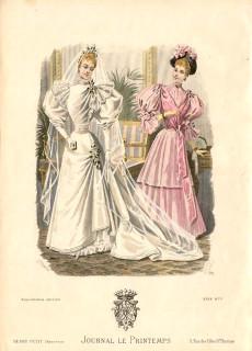 Journal Le Printemps 1894 1