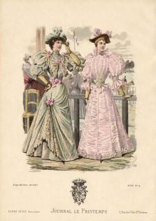 Journal Le Printemps 1894 6