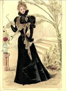 La Moda Illustrada 1897