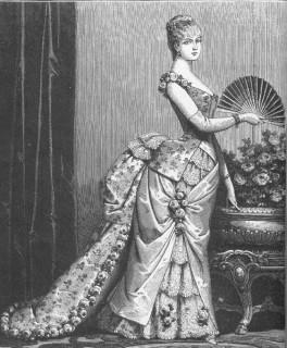 La Mode Illustree 1883 1