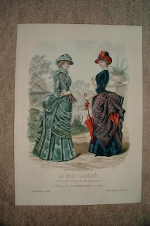La Mode Illustree 1883 2