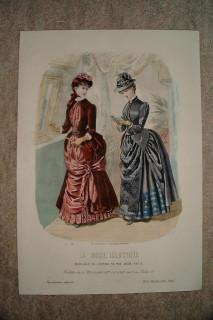 La Mode Illustree 1883 3
