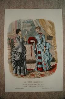 La Mode Illustree 1883 4