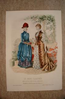La Mode Illustree 1884 4