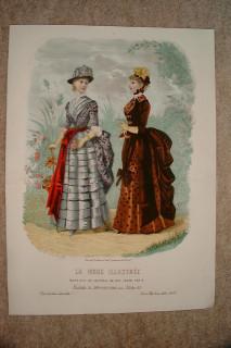La Mode Illustree 1884 5