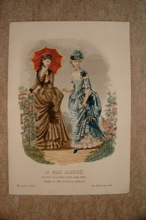 La Mode Illustree 1884 6