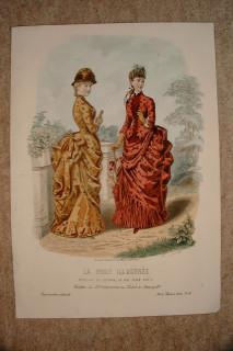 La Mode Illustree 1884 7