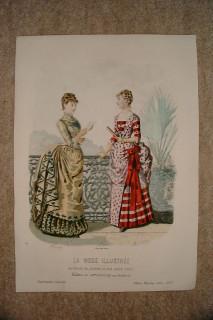 La Mode Illustree 1884 8