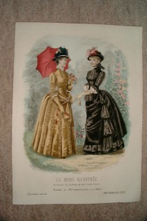La Mode Illustree 1884 9