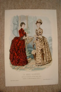 La Mode Illustree 1884 10