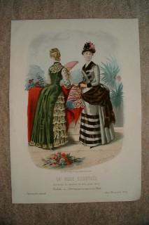 La Mode Illustree 1884 11