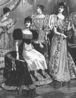 La Mode Illustree 1892 1