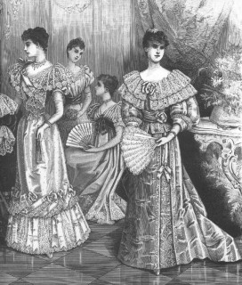 La Mode Illustree 1892 2