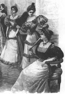 La Mode Illustree 1895 3