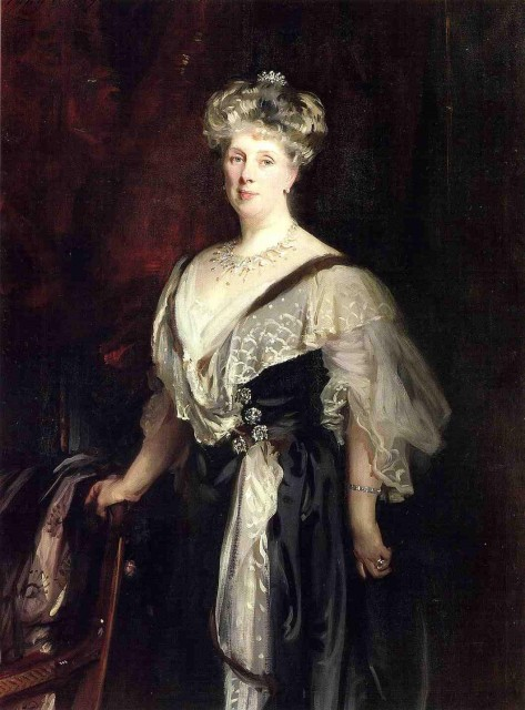 1906 Lady Caroline Williamson by Sargent (private collection)