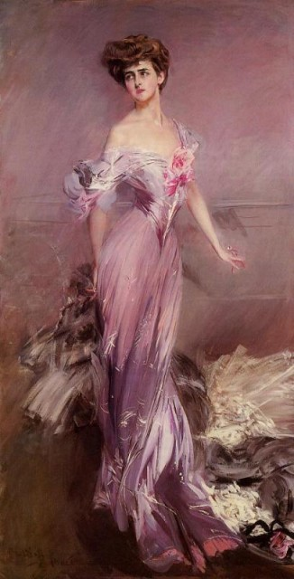 1906 Mrs. Howard-Jouhston by Boldini (private collection)