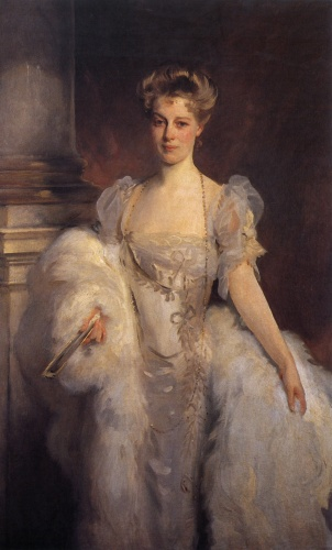 1906 Mrs. J. P. Morgan by Sargent