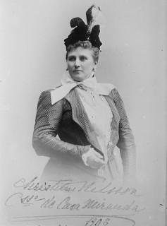 1908 Christina Nilsson