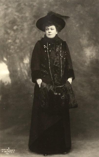1911 Alva Belmont