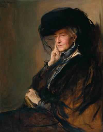1911 Lady Wantage by de Laszlo (Tate Museum)