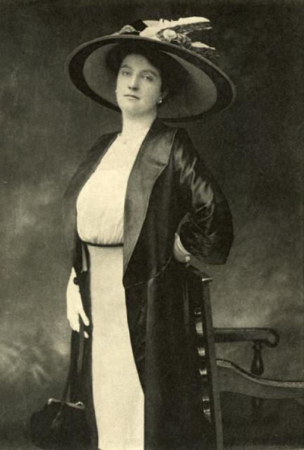 1911 Louise von Sachsen