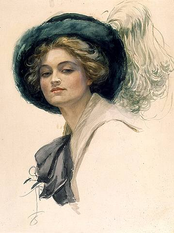 1911 Mary by Fisher