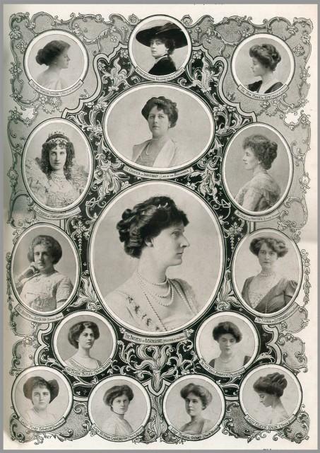 1911 Queen Mary's Ladies