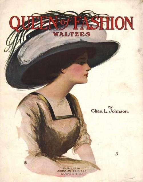 1911 Queen of Fashion Waltzes