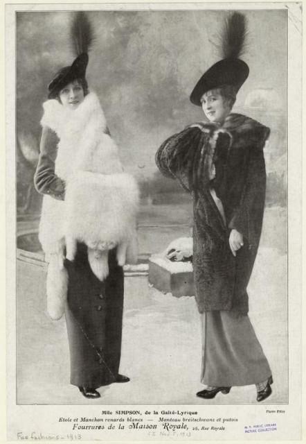 1913 Comoedia Illustré