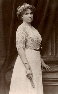 1913 Queen Victoria Eugenia of Spain