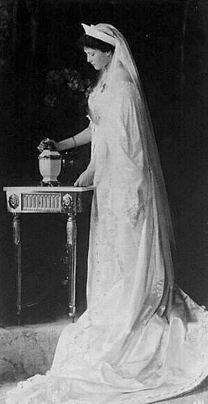1913 Grand Duchess Tatiana