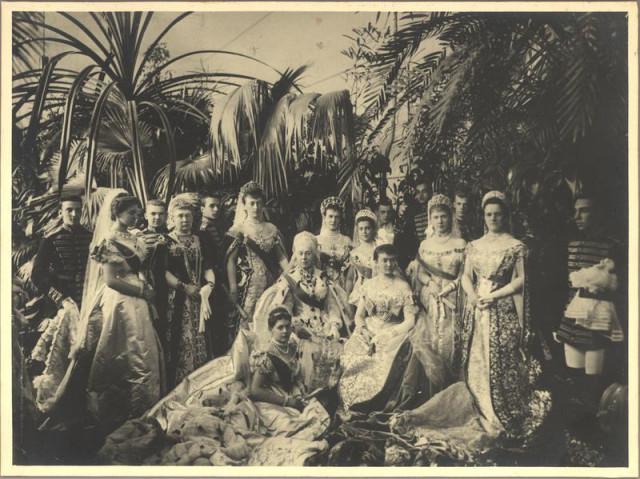1913 Grand Duchesses