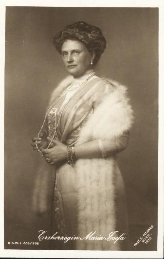 1913 Maria of Saxony
