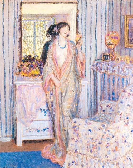 1913ca. The Robe by Frieske (Indianapolis Museum of Art) Athenaeum