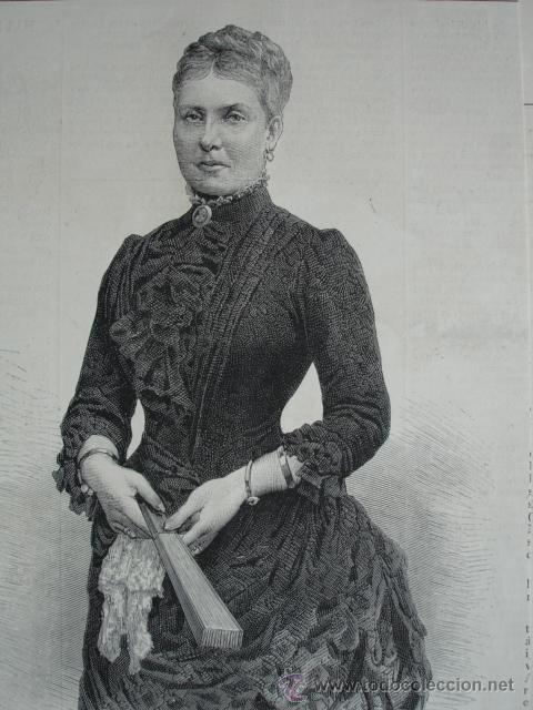 Empress Victoria Adelaide Marie Luise