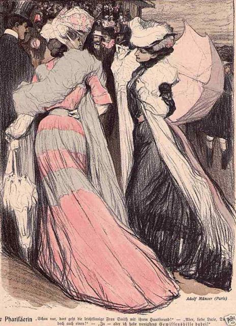 1901 Jungend print by A. Munzer