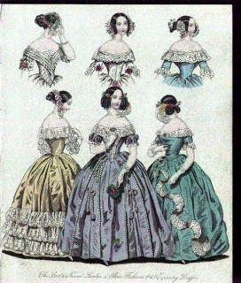 Costumes,Victorian Bustle Dress Gowns 1900 Reenacting dress and