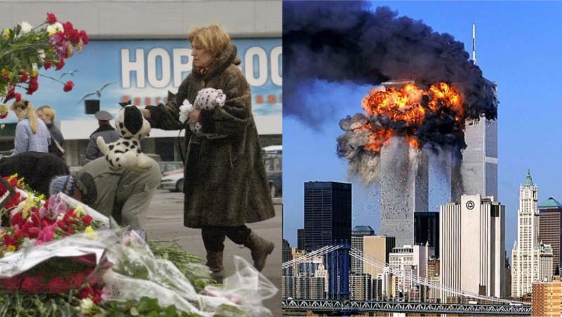 два теракта