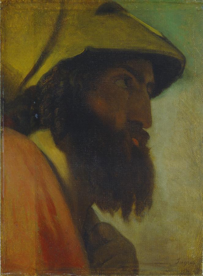 1827_Одиссей (25.1 х 19.2 и 43.2 х 37.5 см) (Вашингтон, Нац. галерея)