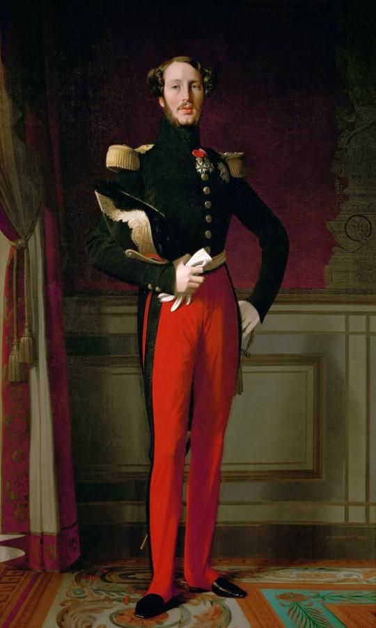 Фердинанд-Луи-Филипп герцог Орлеанский (Версаль)-2