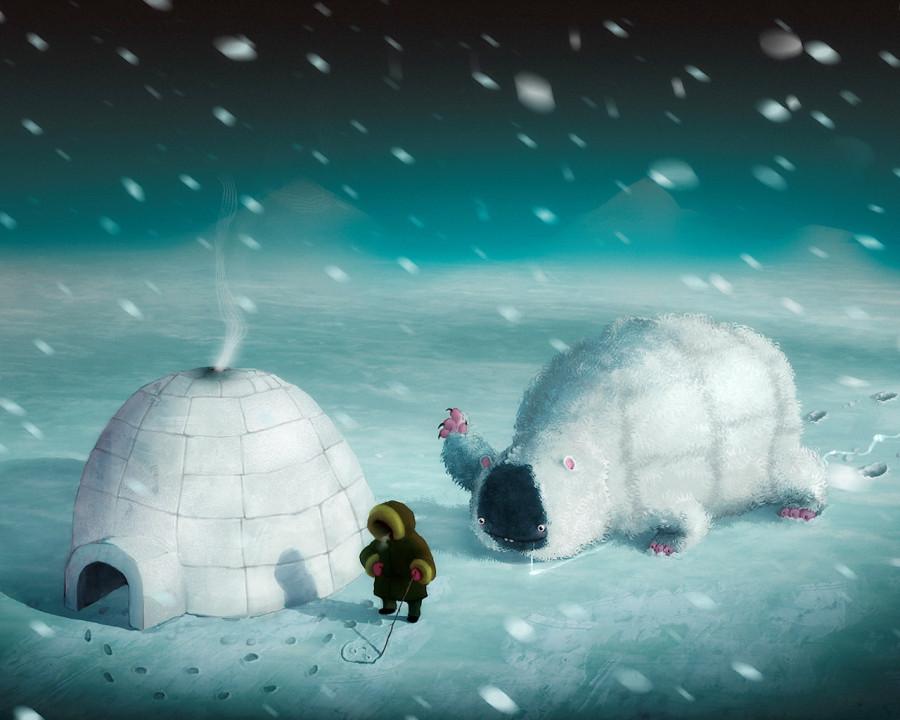 Немного об эскимосах