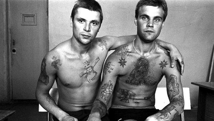 The-Tattoos-Of-Russias-Brutal-Prisoners-