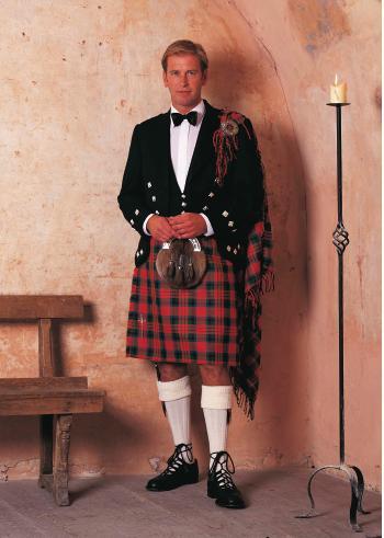 Мужская юбка в шотландии как называется