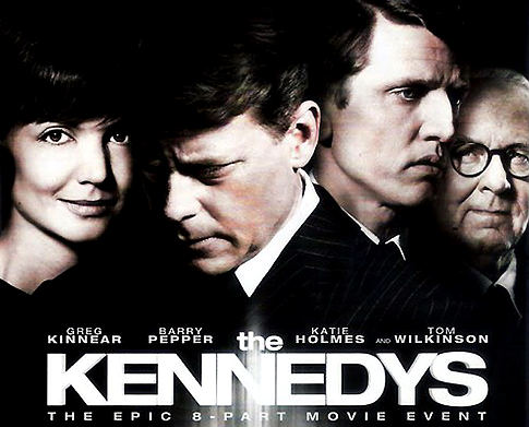 "After a few weeks of back-and-forth speculation, ""The Kennedys"" will finally"