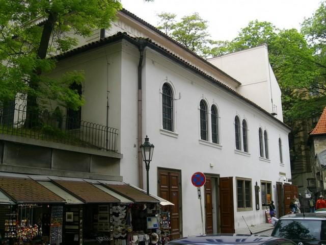клаусова синагога