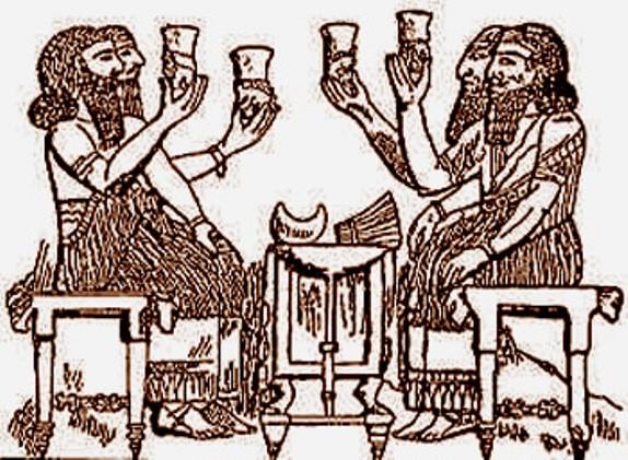 В Древнем Вавилоне изготовление некачественного пива каралось смертью. По закону тот пивовар, который рискнул разбавить напиток водой, приговаривался к утоплению в бочке с плодами собственного недобросовестного труда или поился этим же продуктом до смерти.